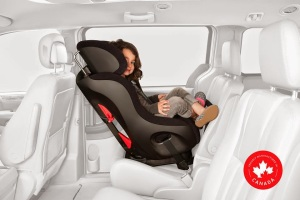The Fllo is an excellent example of a car seat that'll let you practice ERF. Click the image to read my review.