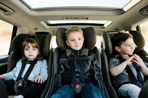 3 Across Car Seat Guide The Car Crash Detective
