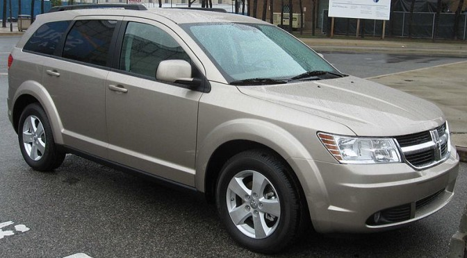 3 Across Installations Which Car Seats Fit In A Dodge Journey The Crash Detective