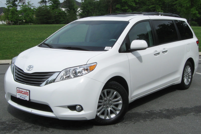 3 across installations which car seats fit in a toyota for Should i buy a toyota sienna or honda odyssey