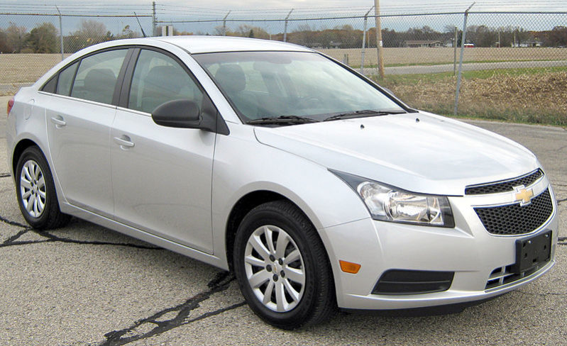 Per the IIHS' 2017 driver death rate math, a Chevy Cruze is as safe of a car to drive as a Chevy Suburban, despite being significantly smaller.
