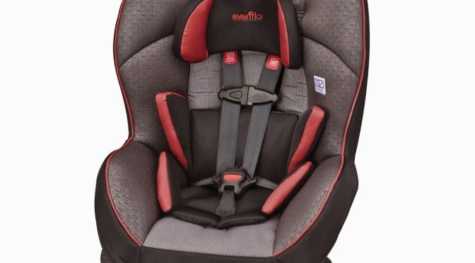 2015 evenflo triumph lx convertible review: good budget car seat