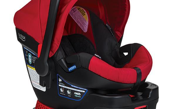 Britax B Safe 35 Review Newborn And 3 Across Friendly Easy To Install