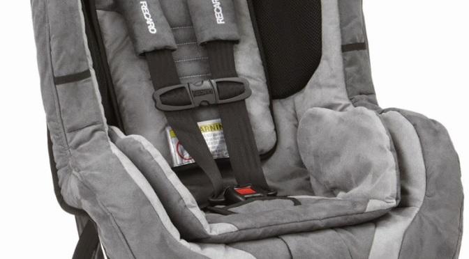 Recaro Proride Convertible Review Full Side Impact Protection The Car Crash Detective
