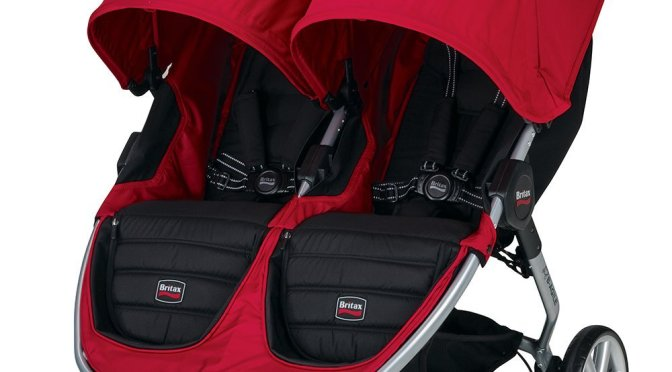 Britax B Agile Double Stroller Review The Car Crash