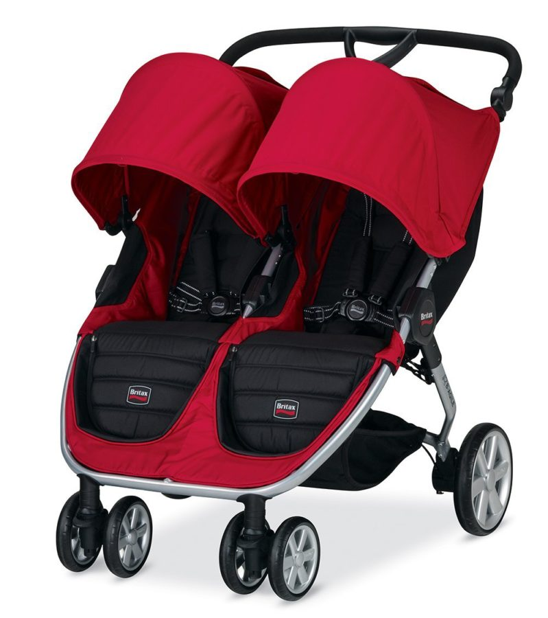 2015 Britax B Agile Double Stroller Review