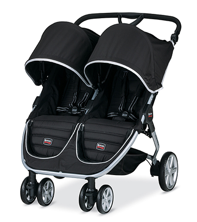 Britax B-Agile Double Stroller Review | The Car Crash ...