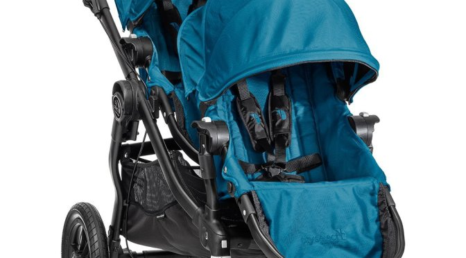 Baby Jogger City Select Tandem Double Stroller Review