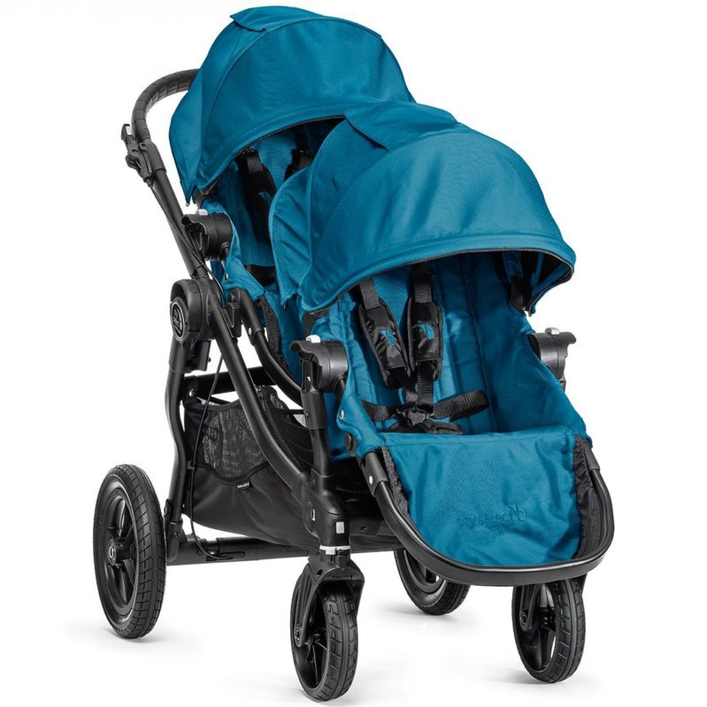 2015 Baby Jogger City Select Tandem Double Stroller Review
