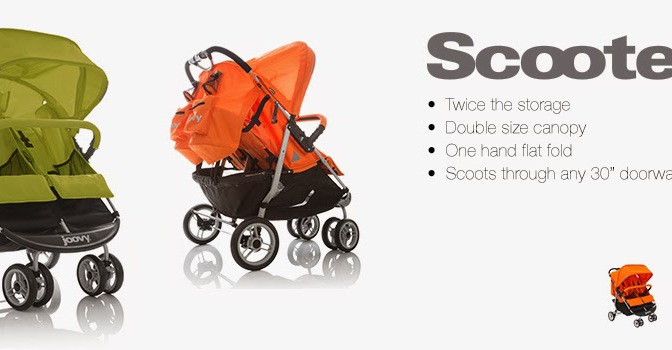 2018 Joovy Scooter X2 Double Stroller Review | The Car Crash Detective