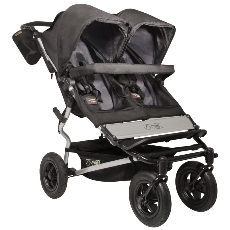 Mountain Buggy Duet Double Buggy Stroller Review The Car