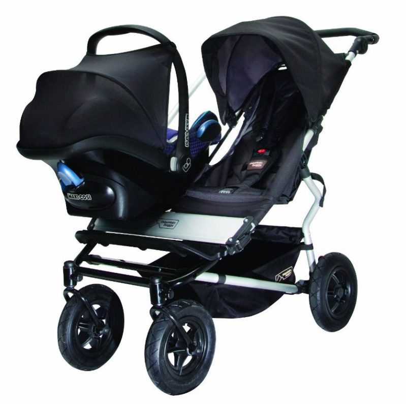City Select Stroller Car Seat Adapter Instructions