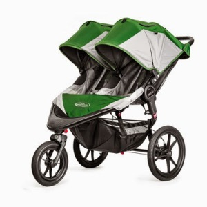 Baby Jogger Summit X3 Double Jogging Stroller Review The Car Crash