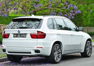 2007, 2008, 2009, 2010, 2011, 2012, 2013 BMW X5 (E70)