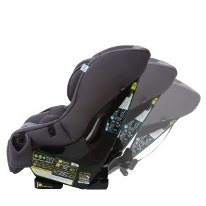 The Maxi-Cosi Pria 85 is one of the two best convertible car seats I've found for preserving front row leg room.