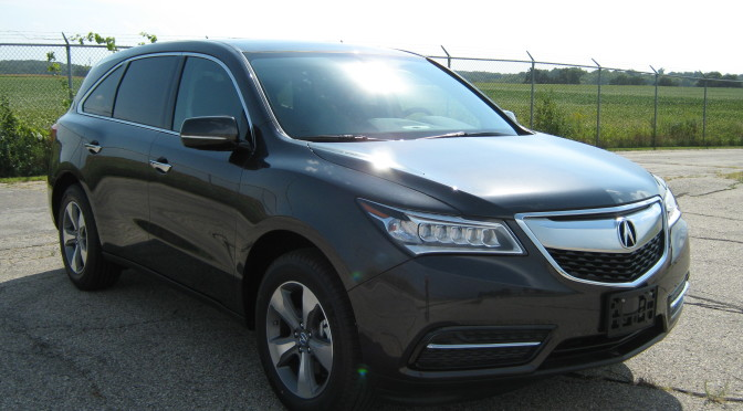 Across Installations Which Car Seats Fit In An Acura MDX The - Acura mdx seats