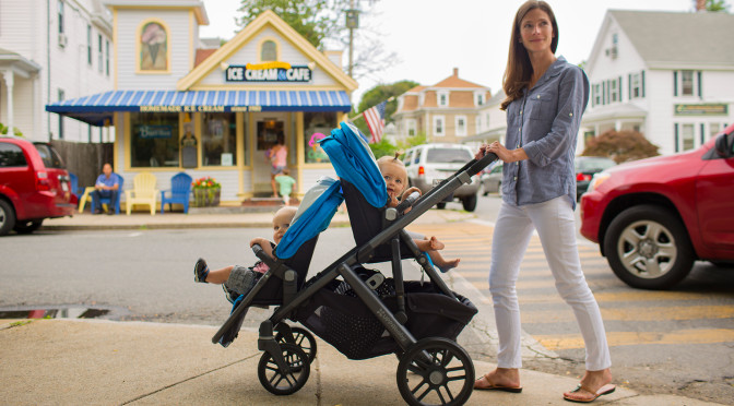 UPPAbaby Vista Stroller Review: Now with Tandem! | The Car ...