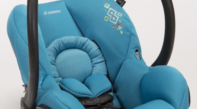 Maxi-Cosi Mico Max 30 Infant Car Seat Review | The Car Crash Detective