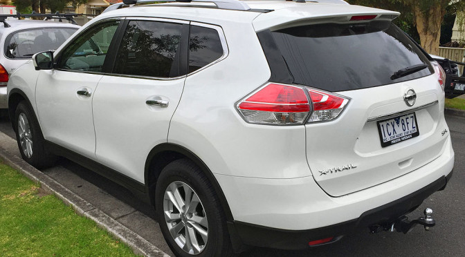 3 Across Installations Which Car Seats Fit In A Nissan Rogue The Crash Detective