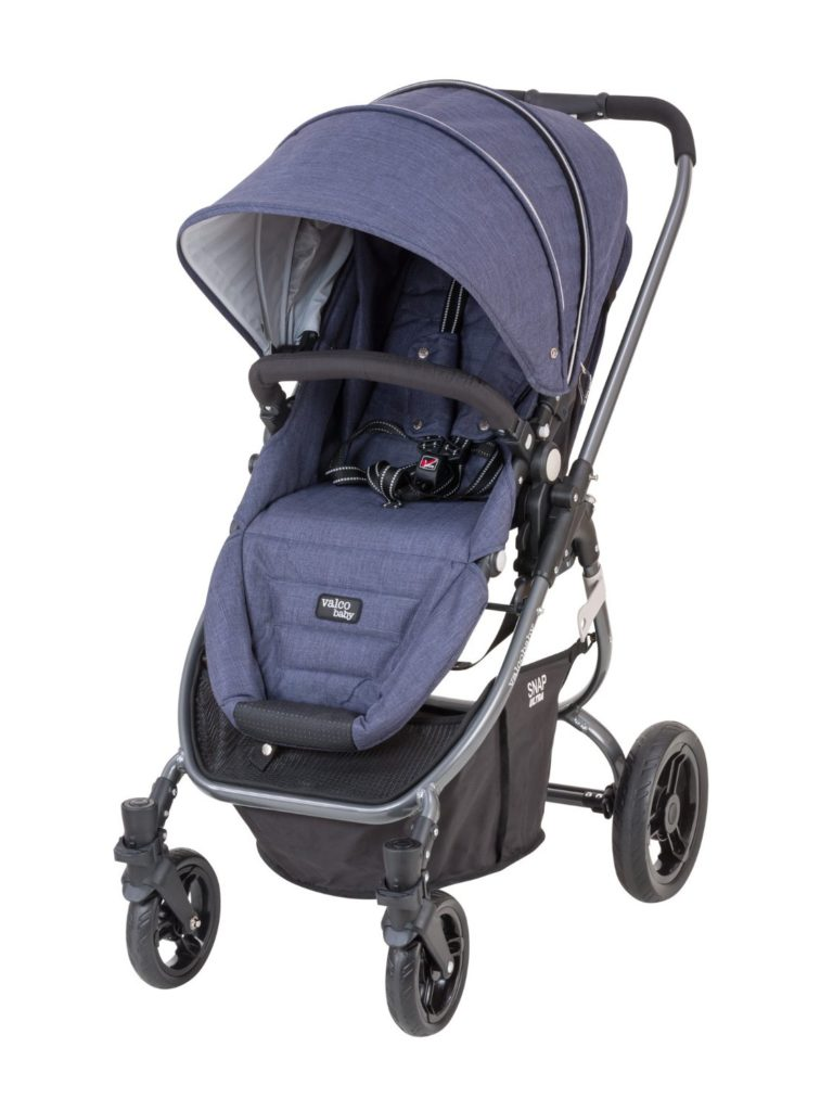 2015 Valco Baby Snap Ultra Light Reversible Stroller Review