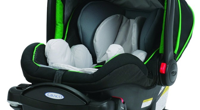 graco snugride click connect 40 infant car seat review the car crash detective. Black Bedroom Furniture Sets. Home Design Ideas