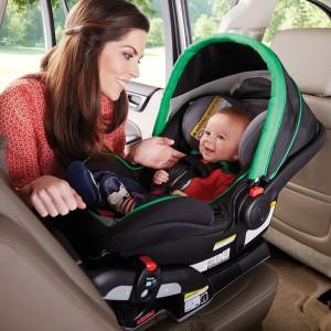 Graco Snugride Click Connect 40 Infant Car Seat Review | The Car ...