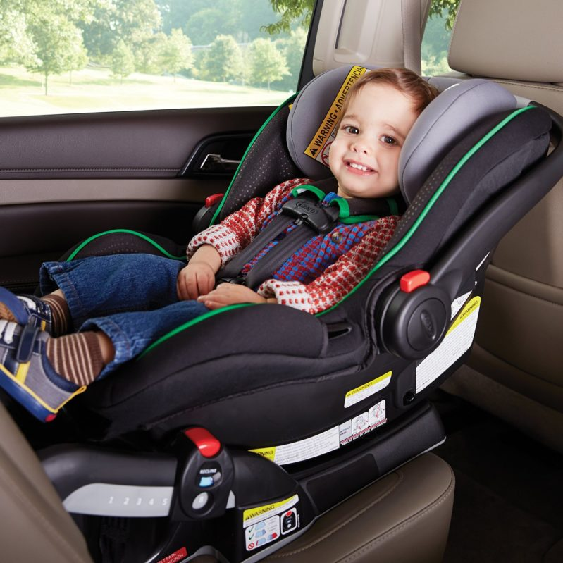Top 5 Tips For Surviving Extended-Rear Facing With Toddlers