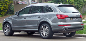 This is a picture of the 1st gen Q7 until I get one of the 2nd gen.