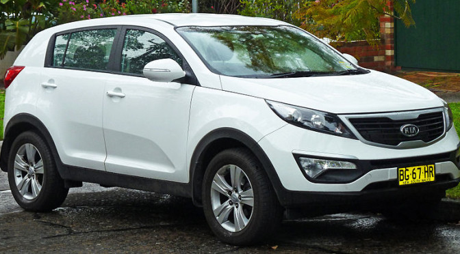 3 Across Installations Which Car Seats Fit In A Kia Sportage The Crash Detective