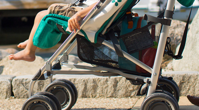 UPPAbaby G-Luxe Stroller Review | The Car Crash Detective