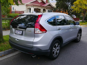 The CR-V is by far the most popular small SUV in the United States. It does well or acceptably in all tests, including the passenger small overlap.