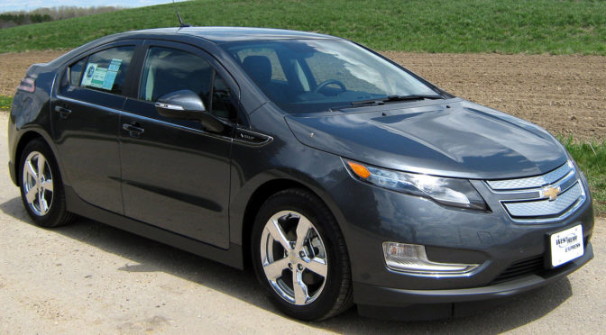 3 Across Installations: Chevrolet (Chevy) Volt, Which Car Seats Fit?