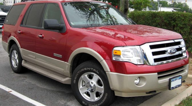 3 Across Installations: Which Car Seats Fit a Ford Expedition?
