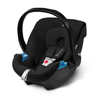 Four of the Narrowest Infant Seats for 3 Across Car Seat Installations