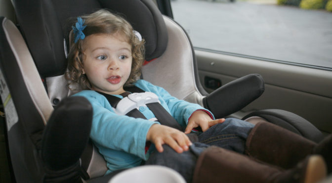 Car Seat Law Changes for 2017: California Requires Rear-Facing Until 2