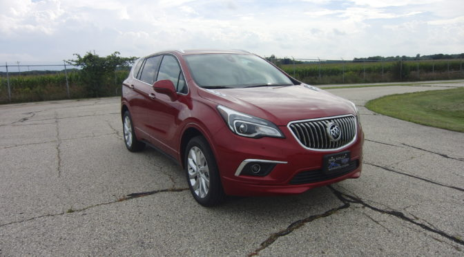 3 Across Installations: Which Car Seats Fit a Buick Envision?