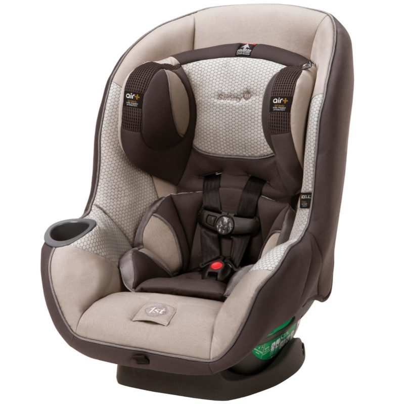 Safety 1st Advance EX 65 Air+ Review: 50 Pounds Rear-Facing, Under ...