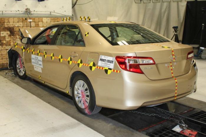Per The Iihs 2017 Driver Rate Math A Toyota Camry Honda Accord